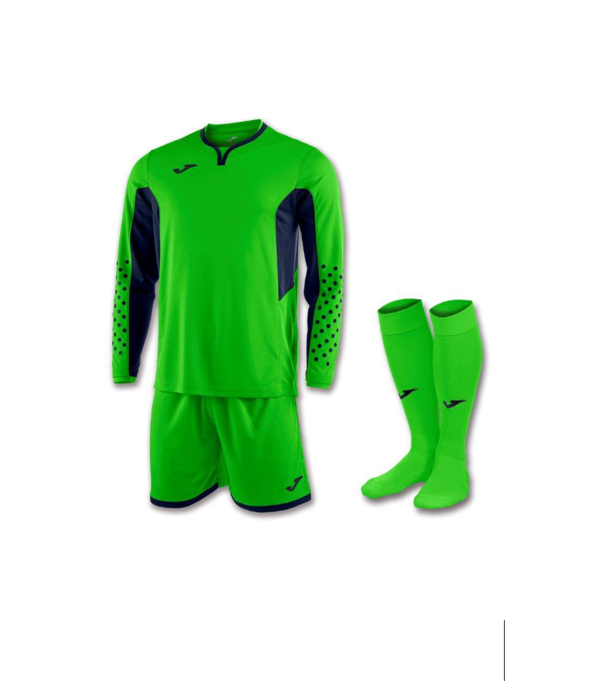 8bfc2e34282 Zamora III Goalkeeper Set - JFC Sports