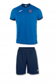 Edgeley Villa Shirt/Short Set