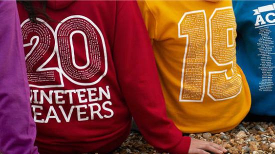 Alder Leavers Hoodies 2020