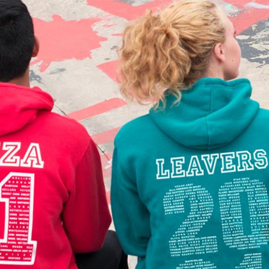 Alder Leavers Hoodies 2021