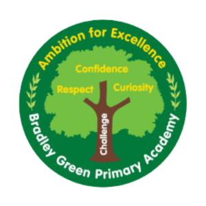 bradley green menu image