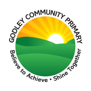 godley primary menu image